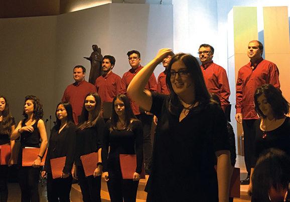 concierto final de curso musikalde nurat gazte abesbatza