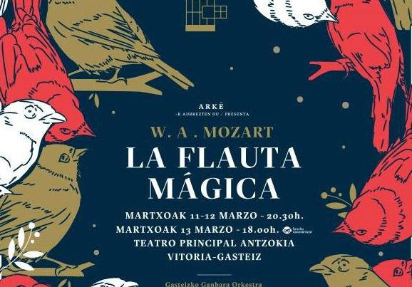 concierto la faluta magica musikalde nurat gazte abesbatza